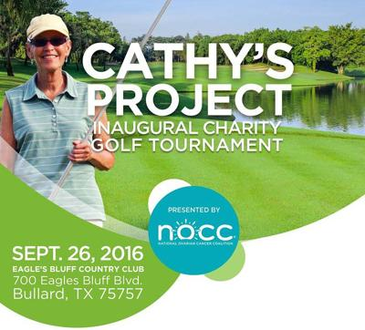 National Ovarian Cancer Coalition to host charity golf tournament at Eagle's Bluff County Club
