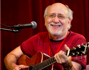 Liberty Hall and The Art of Peace Festival will host Peter Yarrow in concert