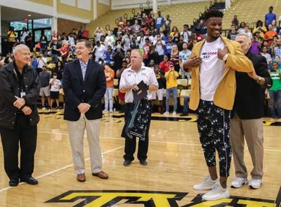 NBA All Star Jimmy Butler Lauded By TJC And Rose City