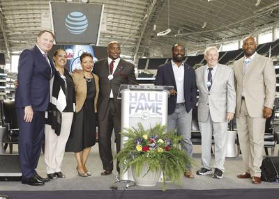 Six Inducted Into Cotton Bowl Classic Hall Of Fame College