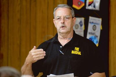 Jim Seaton: Smith County Fire Marshal dies at 65