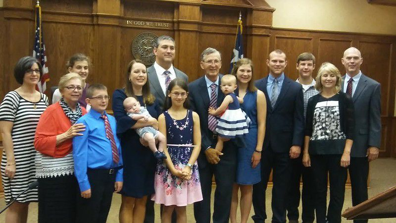 Nathaniel Moran announces intention to run for County Judge seat in 2018