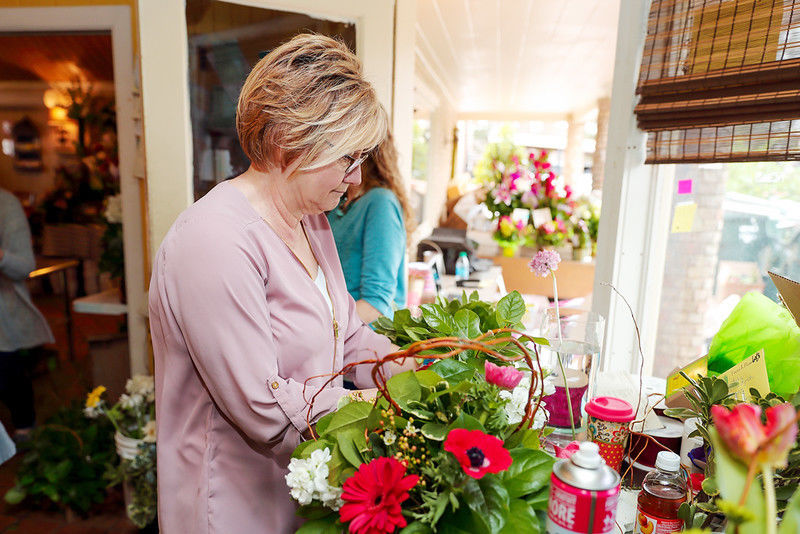 Florists prepare for Valentine's Day in Tyler