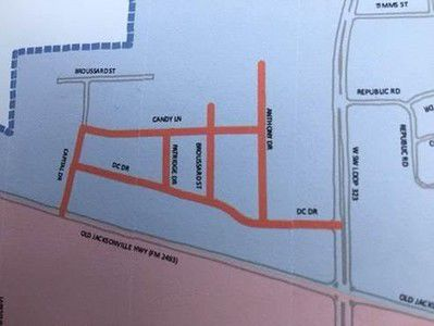 Morning Commuters: Roadwork to affect traffic inroads off Old Jacksonville, Loop 323