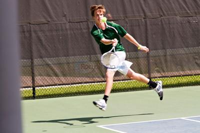 All Saints, PE lead TAPPS 2-4A tennis after Day 1