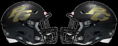 Pleasant Grove helmet