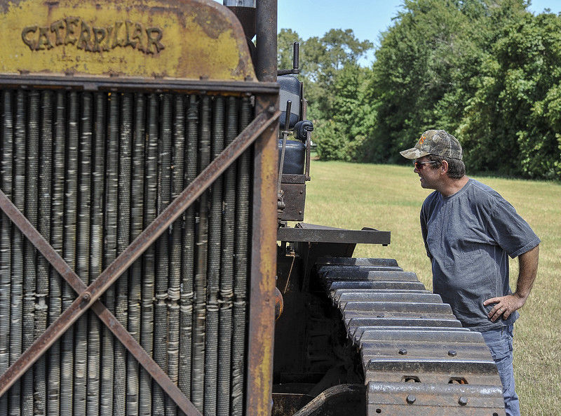 Fun and history at antique tractor show in Whitehouse