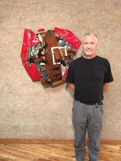 James Pace's collages on view at Tyler Junior College through Sept. 30