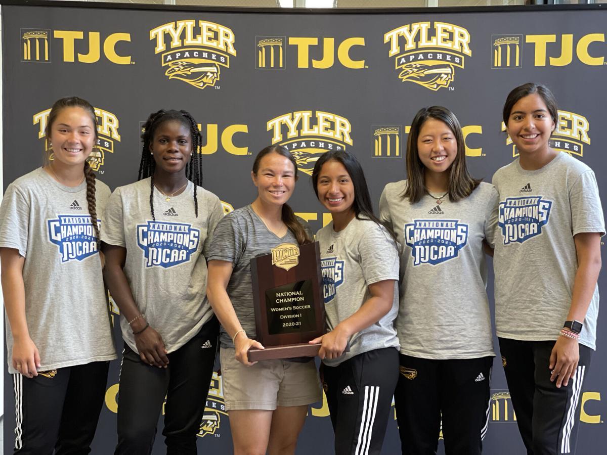 TJC Women's Soccer