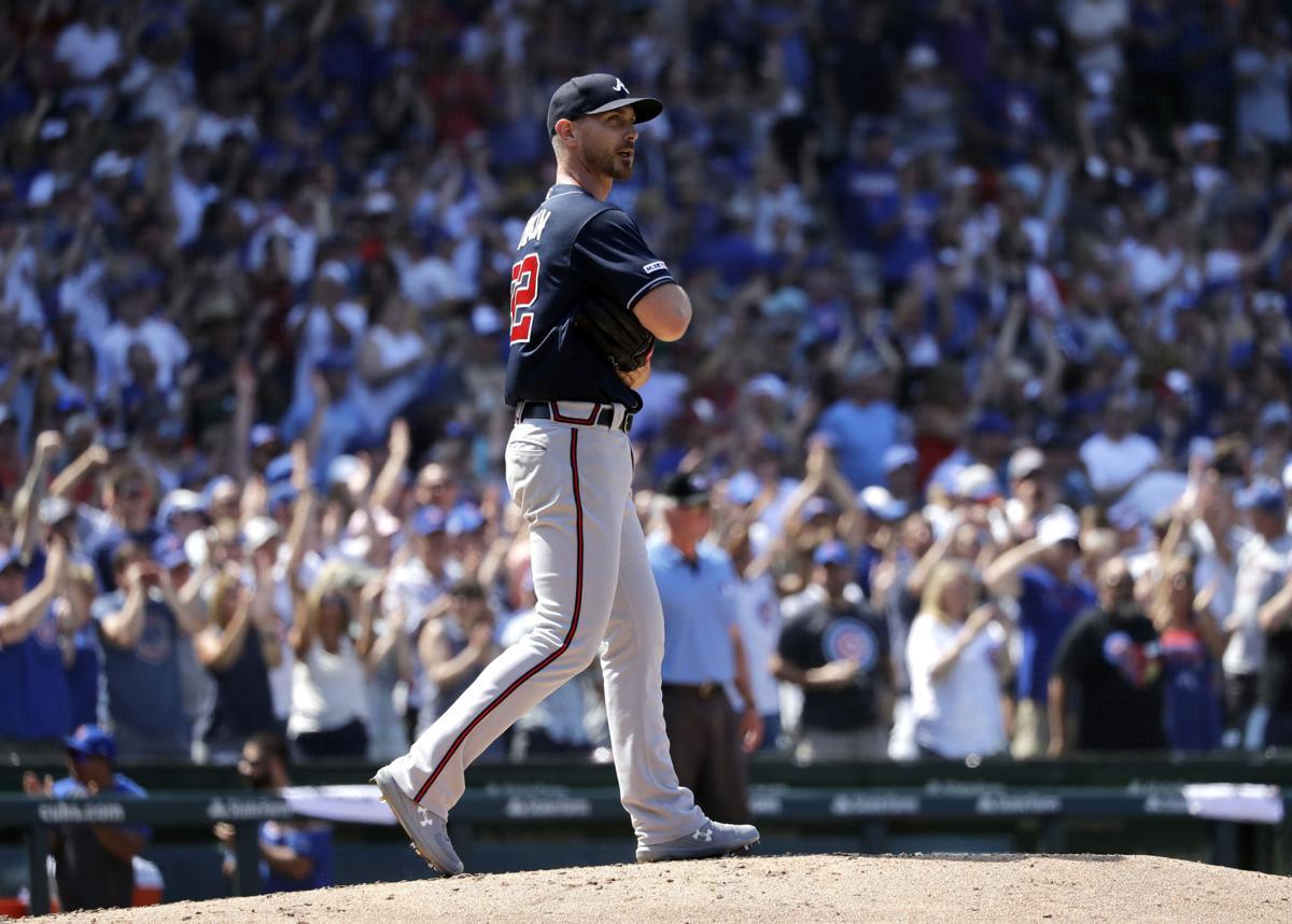 Braves Cubs Baseball