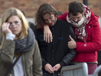 Prosecutor: Paris attacks death toll rises to 129; 352 hurt