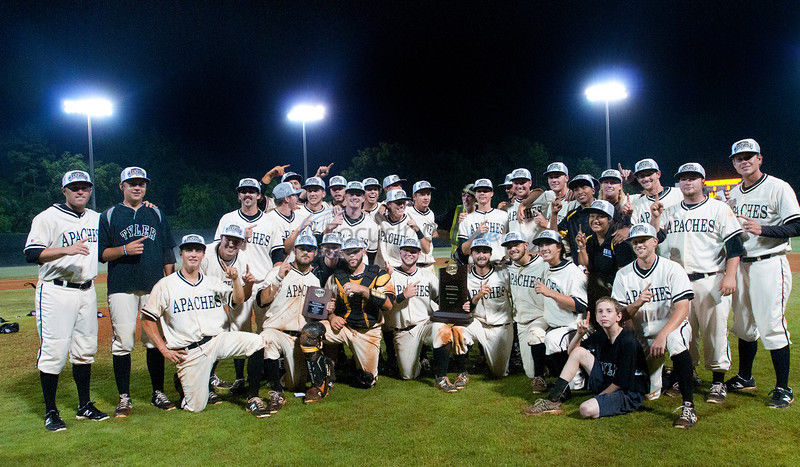 Apaches win national title, TJC's 50th