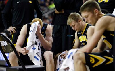 In the NCAA tourney, TV commercials mean time to kill