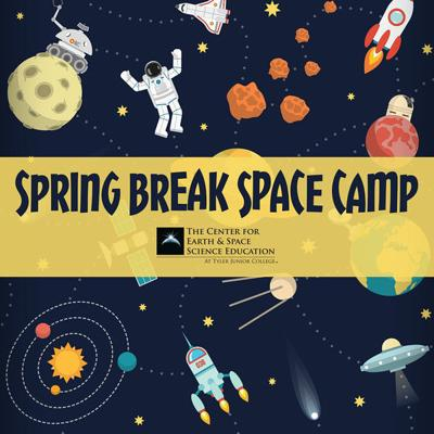 TJC to host space camp March 7-11