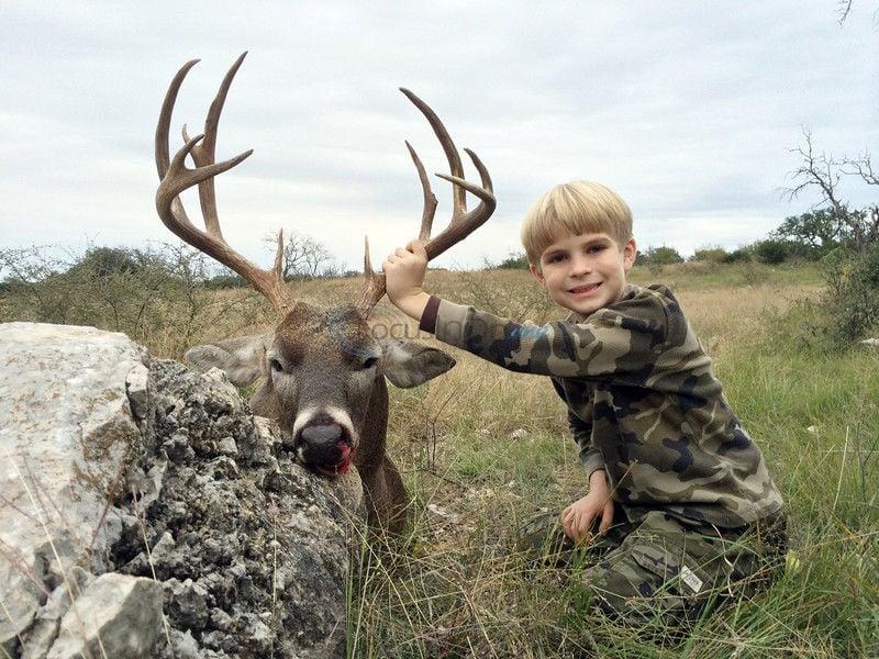 Buck contest standings change again