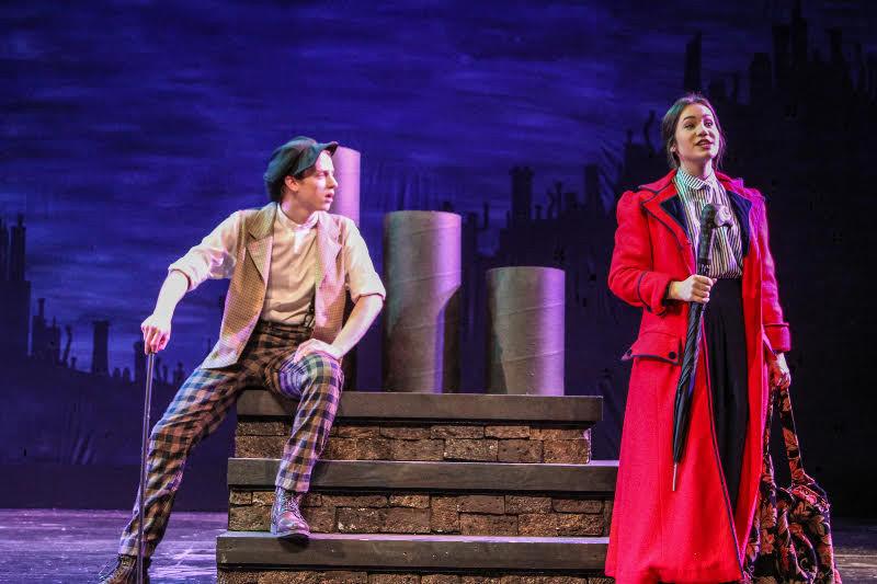 Tyler Junior College presents 'Mary Poppins' Feb. 24-26