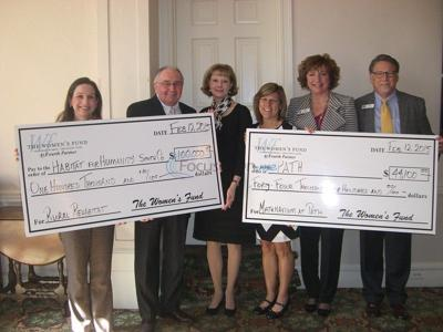 Women's Fund awards largest grant to date