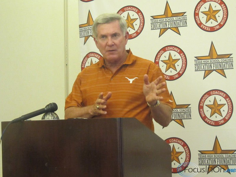 HICKS: Brown says 'Horns have lost swagger