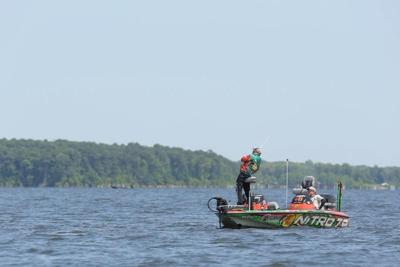Elite Series pros will encounter a different Toledo Bend