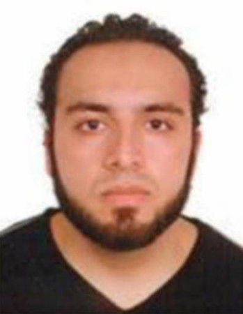 Naturalized citizen from Afghanistan sought in NYC blast