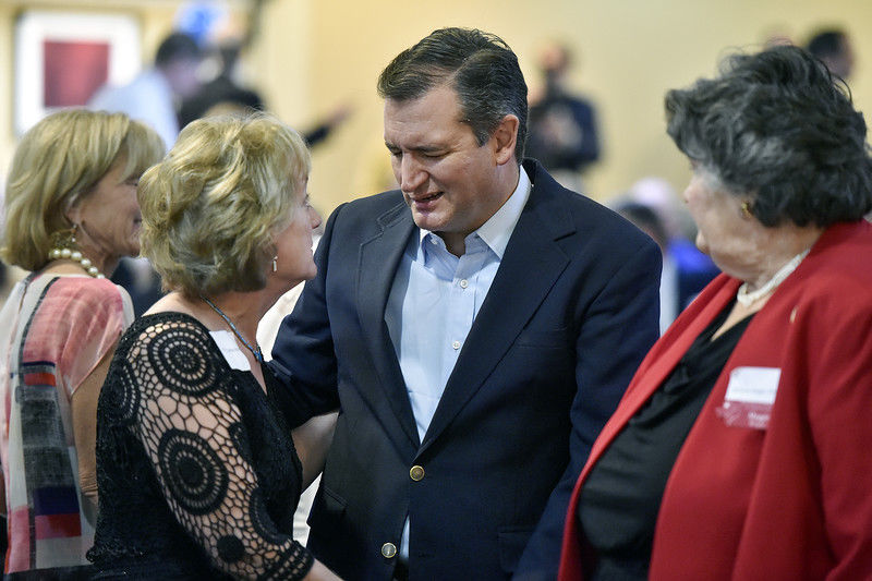 Ted Cruz visits Tyler, elaborates on newly announced support for Trump