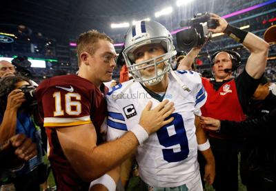 Cowboys fall to Redskins in overtime