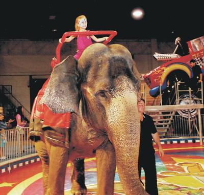 Sharon Shrine Circus sets performances in Longview, Tyler
