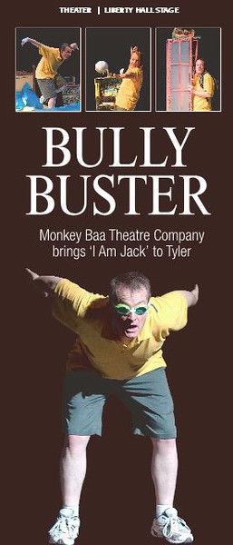 Bully Buster: Monkey Baa Theatre Company brings 'I Am Jack' to Tyler
