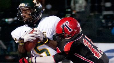 No. 8 Longview too much for Lee, 45-19