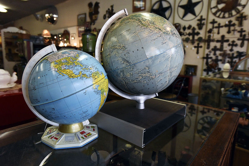 Mineola shopkeepers see demand for old school antiques