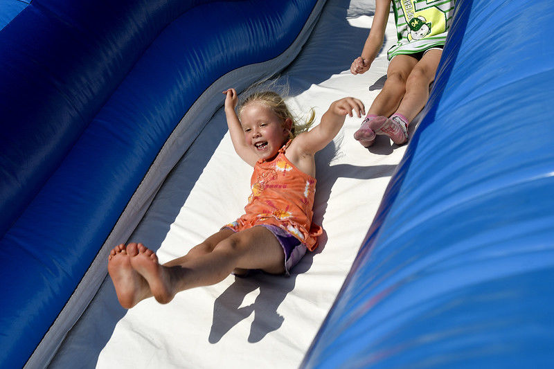 South Spring Baptist family event kicks off Fourth of July Weekend