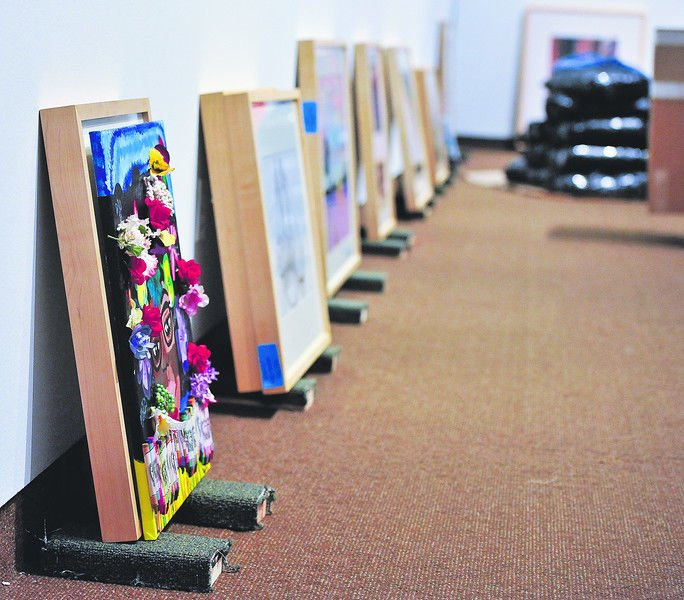 Young artists exhibit at Tyler Museum of Art
