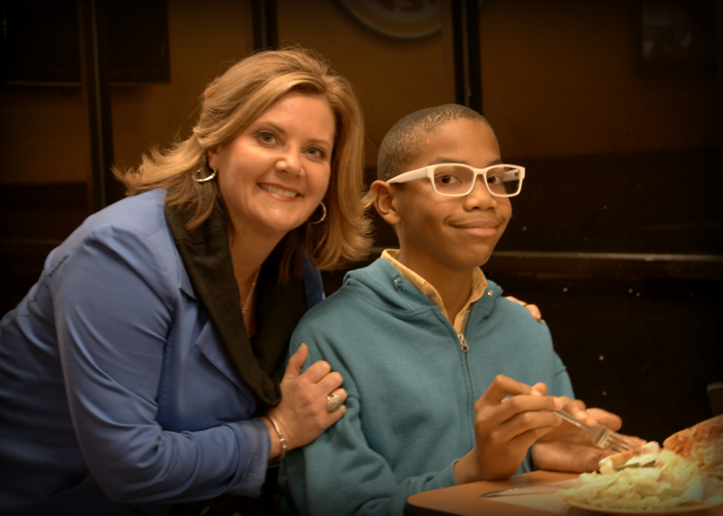 Children are a Gift: Talkative teen needs forever family
