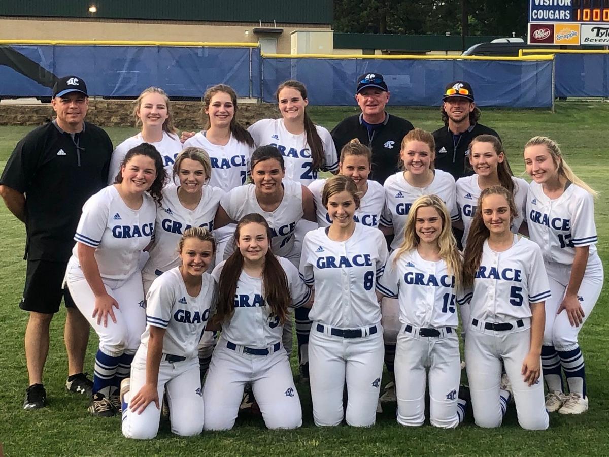 Grace Community softball