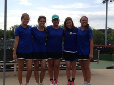 All Saints wins state tennis title