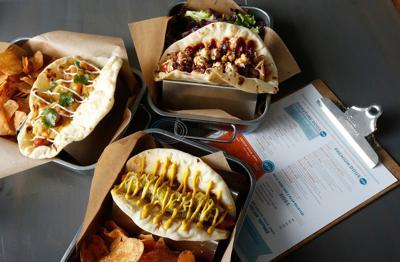 On Super Bowl Sunday, veggies are most popular food?