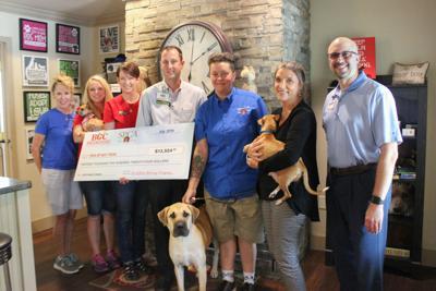 Brookshire SPCA donation