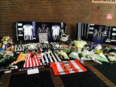 PARRY: Tragedy unites soccer archrivals