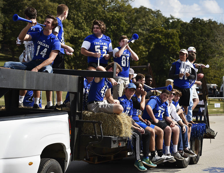 All Saints celebrates homecoming with day full of festivities
