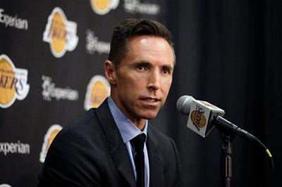 """Steve Nash heads into retirement after """"failure"""" with Lakers"""