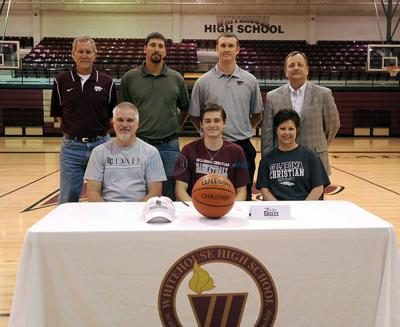 Whitehouse's Shaw signs with OCU