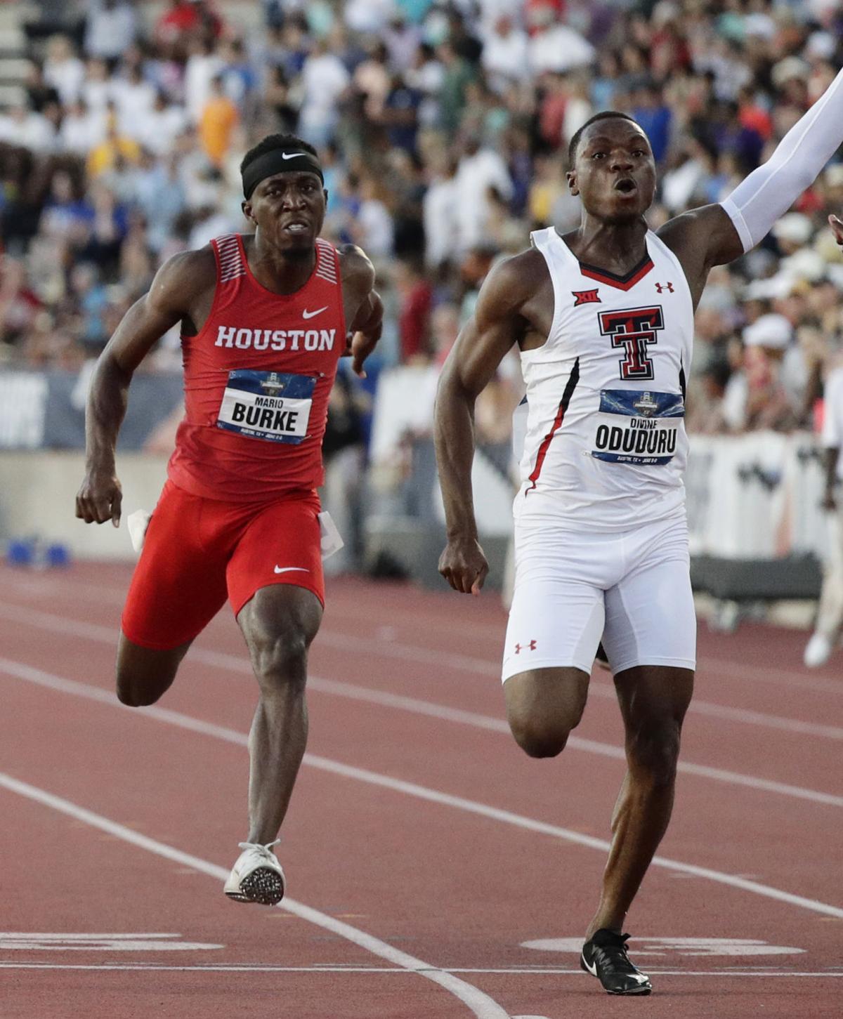 NCAA Outdoor Championships Athletics