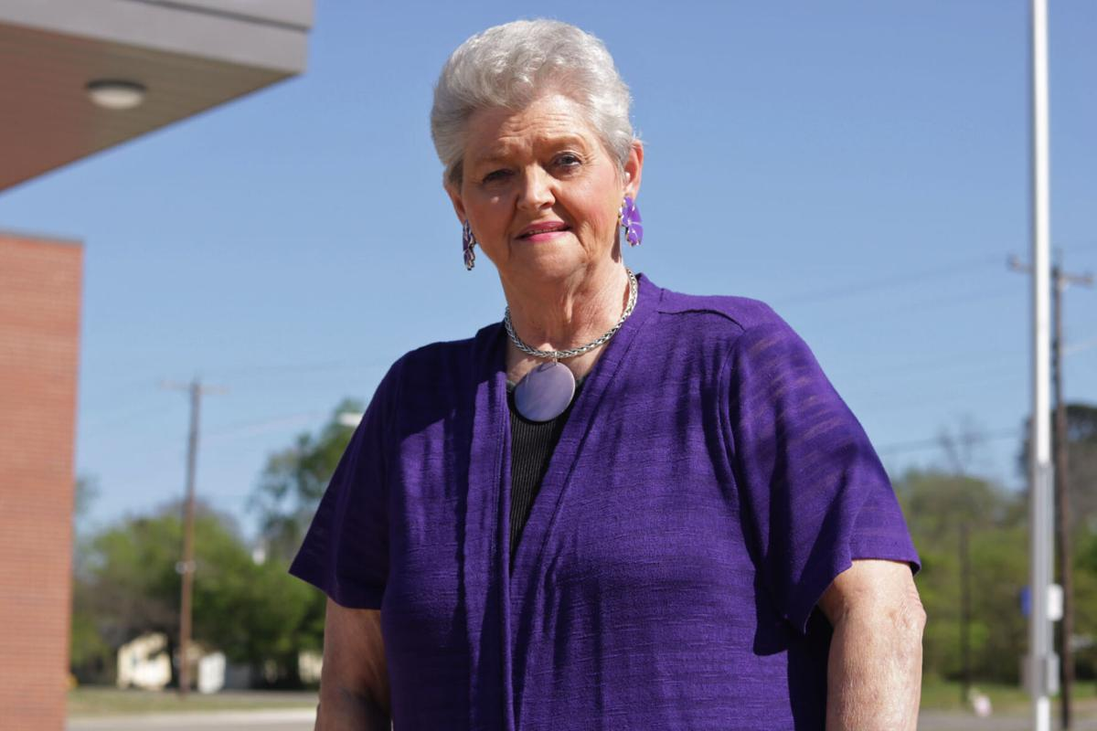 Tyler Women honoree gives out to community