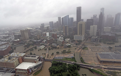 Harvey infrastructure fixes need $61B from feds, Texas says