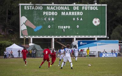 YOESTING: All for USA at Cuba, but pitch was unacceptable