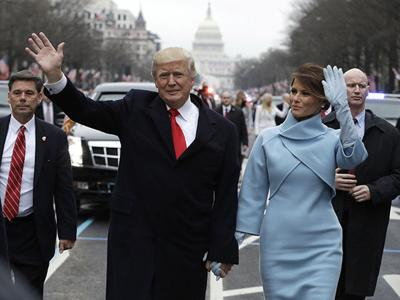 Nielsen: 31 million viewers watched Donald Trump's inauguration in TV coverage