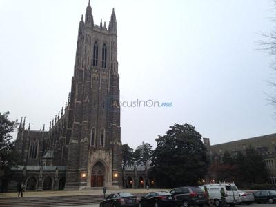 Duke nixes plan to use chapel tower for Muslim prayer call