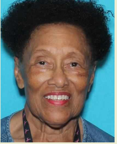 Tyler police search for missing elderly woman