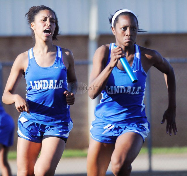 Lady Lions, Wildcats capture track titles
