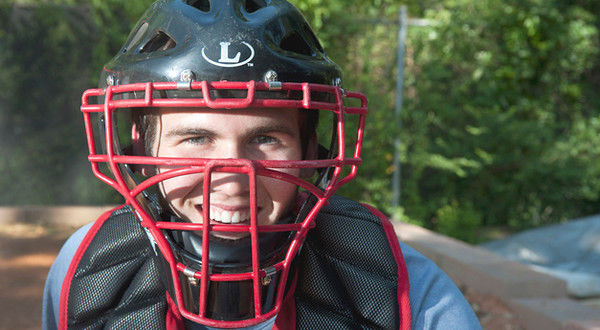 Lee's Miller getting it done behind plate